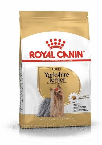 Сухой корм Royal Canin YORKSHIRE TERRIER ADULT - 7,5 кг