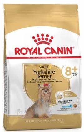 Сухой корм Royal Canin Yorkshire ageing 8+ 0,5 кг