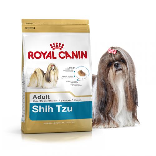 Сухой корм Royal Canin SHIH TZU ADULT - 1,5 кг