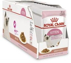Влажный корм Royal Canin KITTEN in GRAVY 85г/1 шт