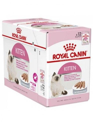 Влажный корм Royal Canin KITTEN LOAF 85г/1 шт