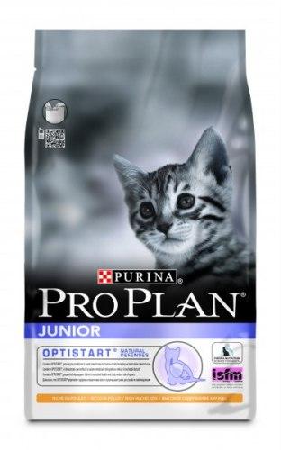 Сухой корм Pro Plan JUNIOR - 3 кг