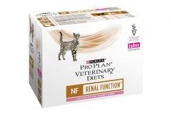 Консерва Pro Plan для кошек при патологии почек лосось 85г/10шт