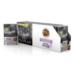Консерва Pro Plan для стерилизованных кошек с индейкой в желе в желе 1шт/85г