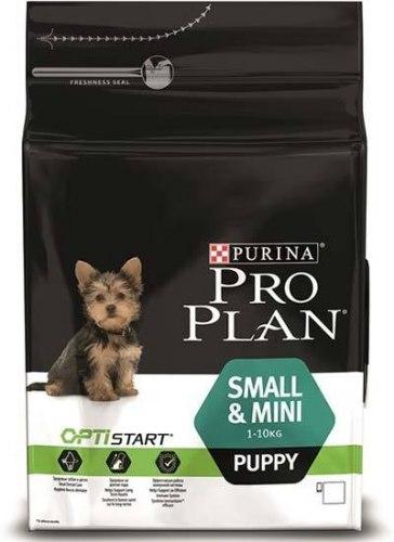 Сухой корм Pro Plan Puppy Small & Mini с курицей - 0,7 кг