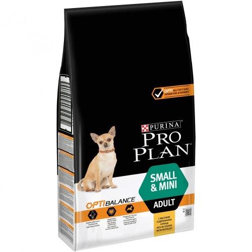Сухой корм Pro Plan Аdult Small & Mini c курицей - 0,7 кг
