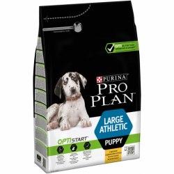 Сухой корм Pro Plan Puppy Large Athletic c курицей - 12 кг