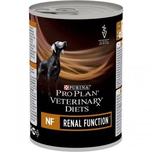 Консерва Pro Plan NF для взрослых собак при патологии почек, 400г