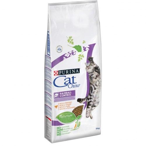 Сухой корм Cat Chow Cat Chow для контроля образования комков шерсти - 15 кг