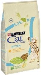 Сухой корм Cat Chow Cat Chow для котят (с курицей) - 0,4 кг