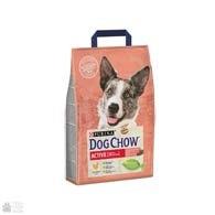 Сухой корм PURINA Dog Chow Active ADULT для собак - 2,5 кг