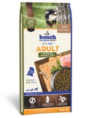 Сухой корм Bosch Эдалт Птица с просо 15 кг