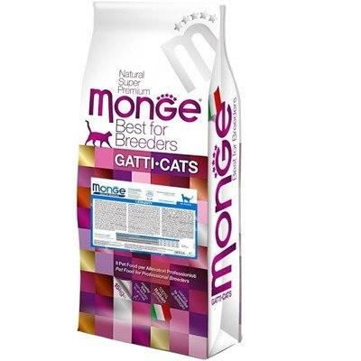 Сухой корм Monge Cat Urinary 1,5 кг
