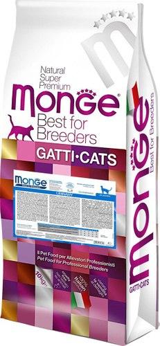 Сухой корм Monge Cat Urinary 10 кг