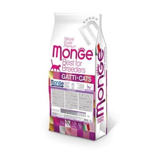 Сухой корм Monge Cat Sterilized 10 кг