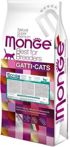 Сухой корм Monge Cat Hairball 1,5 кг