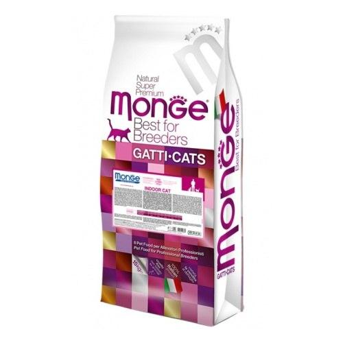 Сухой корм Monge Cat Hairball 10 кг