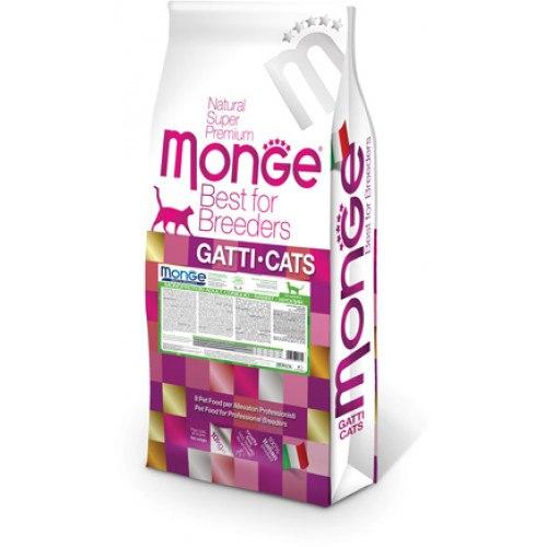 Сухой корм Monge Cat Rabbit 10 кг