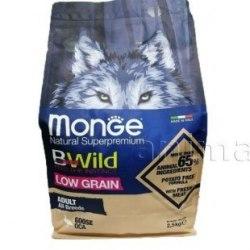 Сухой корм Monge Dog BWILD GOOSE 15 кг