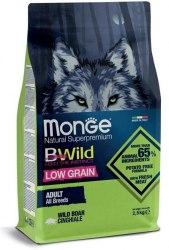 Сухой корм Monge Dog BWILD Wild Boar 12 кг