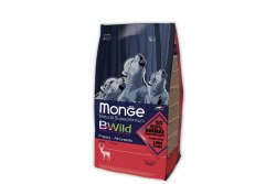 Сухой корм Monge Dog BWILD Puppy Deer 2,5 кг