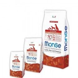 Сухой корм Monge Dog SPECIALITY Lamb / Rice / Potato 2,5 кг