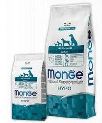Сухой корм Monge Dog SPECIALITY Hypoallergenic FISH 15 кг