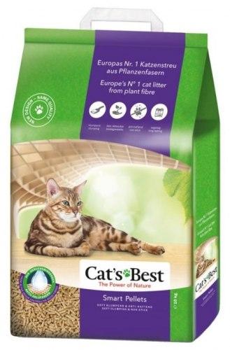 Наполнитель CAT'S BEST Smart Pellet 20L