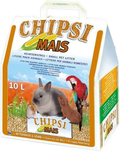 Наполнитель CHIPSI Mais 10L