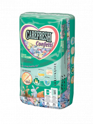 Наполнитель CAREFRESH Confetti 10L