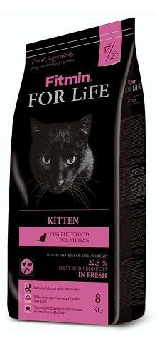 Сухой корм Fitmin Cat For Life Kitten 1,8 кг