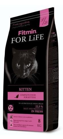 Сухой корм Fitmin Cat For Life Kitten 8 кг
