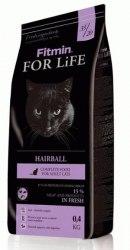 Сухой корм Fitmin Cat For Life Hairball 8 кг
