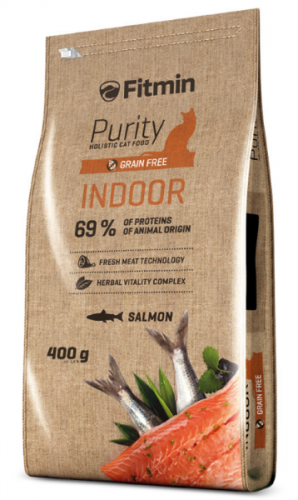 Сухой корм Fitmin Cat Purity INDOR 1,5 кг