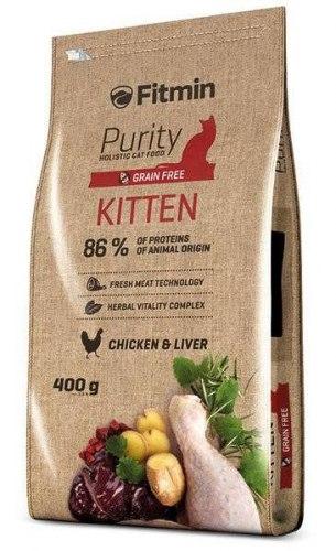 Сухой корм Fitmin Cat Purity KITTEN 10+1 кг