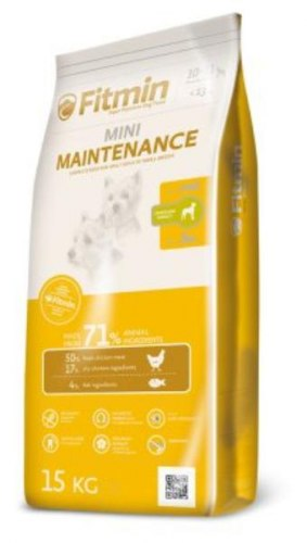 Сухой корм Fitmin DOG MINI MAINTENANCE 3 кг