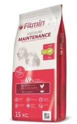 Сухой корм Fitmin DOG MEDIUM MAINTENANCE 15 кг
