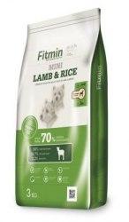 Сухой корм Fitmin DOG MINI MAINTENANCE LAMB/RICE 14 кг