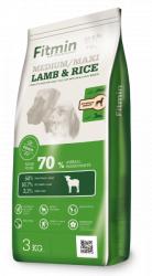Сухой корм Fitmin DOG MEDIUM MAXI LAMB/RICE 15+2 кг