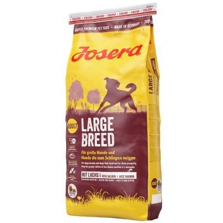 Сухой корм Josera Large Breed (Adult Maxi 26/16) 15 кг