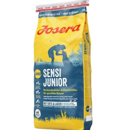 Сухой корм Josera SensiJunior (Junior/Sport Sensitive 30/17) 15 кг