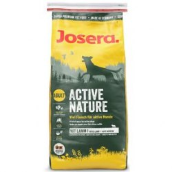 Сухой корм Josera Active Nature (Adult Medium/Maxi 28/16) 15 кг