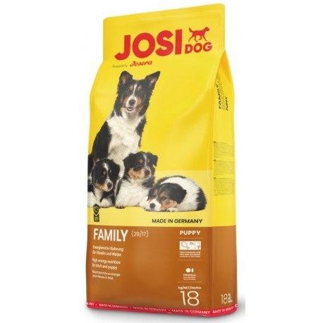 Сухой корм JosiDog Sensitive (Adult Sensitive 25/13) 18 кг