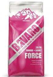 Сухой корм Bavaro Force (Junior/Adult 28/16) 18 кг