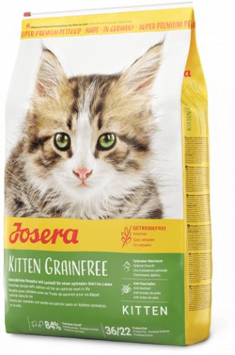 Сухой корм Josera Kitten Grainfree (Kitten 36/22) 10 кг