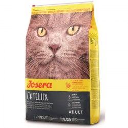 Сухой корм Josera Catelux (Adult 32/20) 10 кг