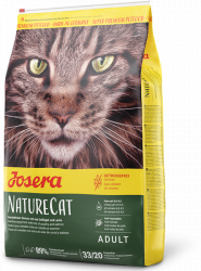 Сухой корм Josera NatureCat (Adult Sensitive 33/20) 10 кг