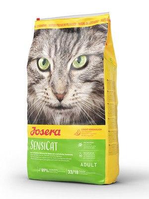 Сухой корм Josera Sensicat (Adult Sensitive 33/18) 10 кг