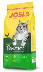 Сухой корм JosiCat Crunchy Poultry (Adult 28/9) 18 кг