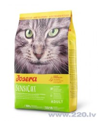 Сухой корм Josera SensiCat (Adult Sensitive 33/18) 400 г